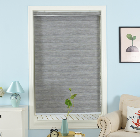 basic plain woven blackout roller blinds for home decor
