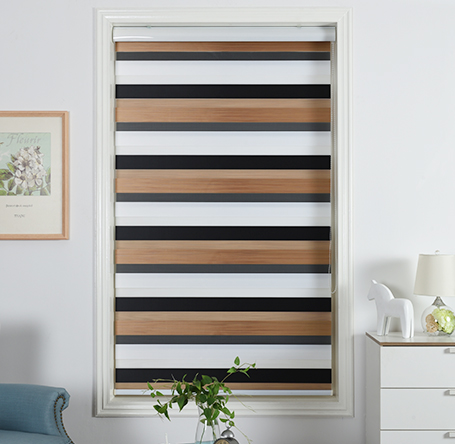 Blackout zebra blinds s3011